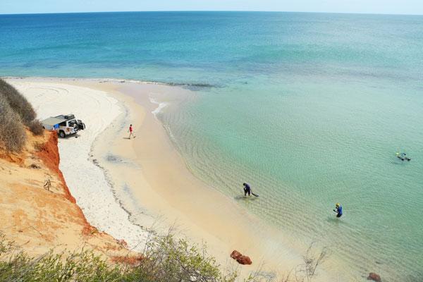 Shark Bay Coastal Tours - 4WD Nature Safaris